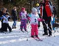 Heimische Skilangläufer bei Bezirksmeisterschaften stark