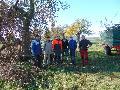 Streuobstwiesenaktion der SPD–Fraktion der Ortsgemeinde Rengsdorf