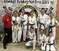 Taekwondo Supersonics erfolgreich bei der DTO-Europameisterschaft