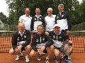 Tennis-Herren �40 schafften Aufstieg
