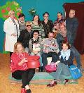 Theatergruppe im Kirchspiel Urbach tritt auf