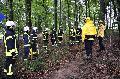 Feuerwehr übt neue Techniken für Wald- und Vegetationsbrände