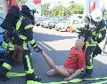 Hammer Feuerwehr �bte in Bruchertseifen