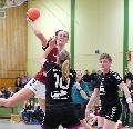 Zwei Ausw�rtsniederlagen f�r Handballerinnen des VfL Hamm