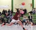 Handball-Derby: VfL-Damen besiegen SSV95 Wissen knapp