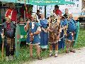 Limesfest versetzte Besucher in die Zeit der Römer zurück