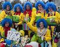 Wirgeser Narren auf Tour: Vielfalt und Spaß an der Freud