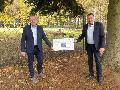 AKM-Tore spendet an Förderverein des Wildparks Bad Marienberg
