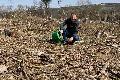 Puderbacher Bürger und VVV engagieren sich für den Wald