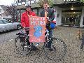 Hermann Reeh ist erneut zu einer Benefiztour gestartet
