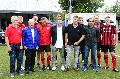 """""""Fußball hilft"""": Bekannte Fußballer spielten in Neitersen zugunsten der Flutopfer"""
