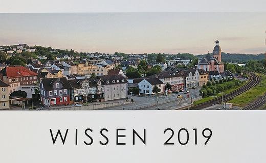 Wissen 2019: Neuer Fotokalender erschienen