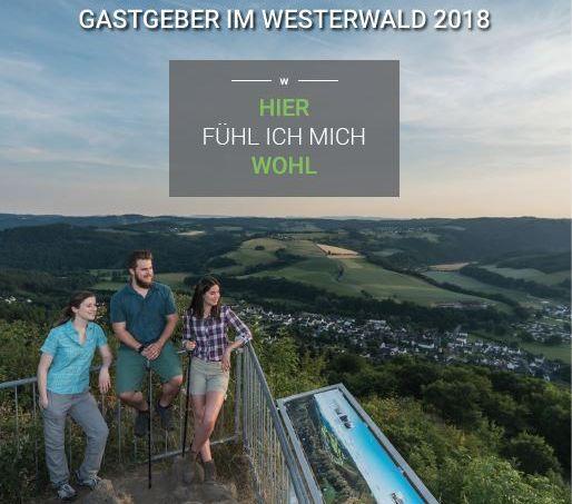 Titelbild des Gastgeber-Katalogs. Foto: Herausgeber