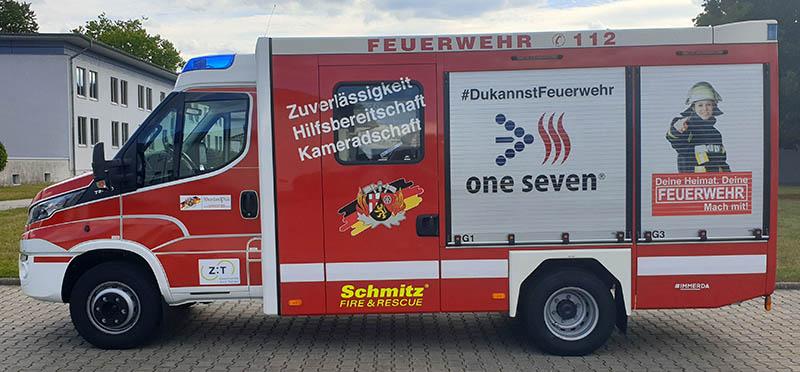 Landesfeuerwehrverband  Rheinland-Pfalz ist auf Tour