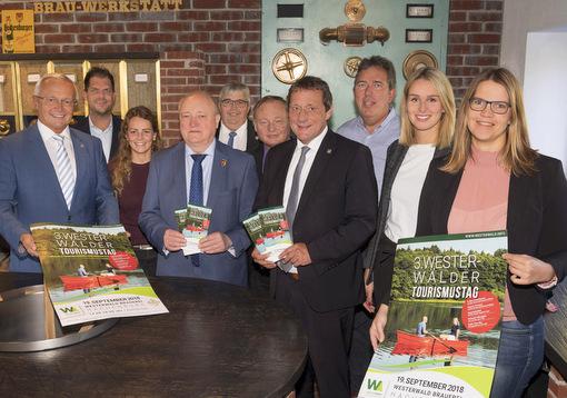 Westerwälder Tourismustag: Fachvorträge und Mitmachaktionen