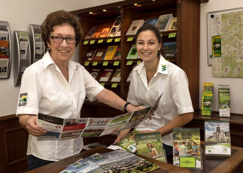 Tourist-Information Hachenburger Westerwald  mit neuer Leiterin