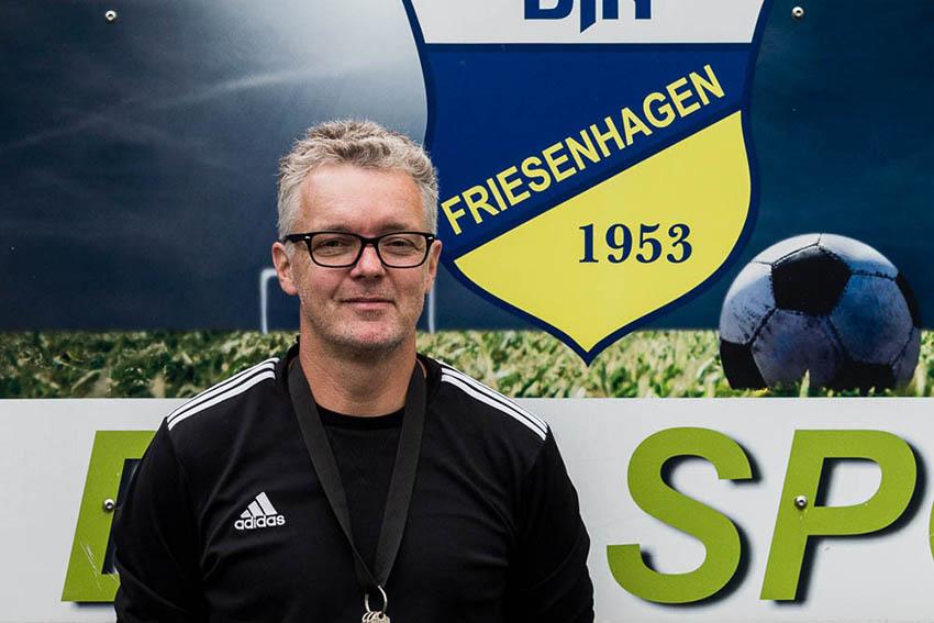 DJK Friesenhagen schreibt Fu�ballgeschichte