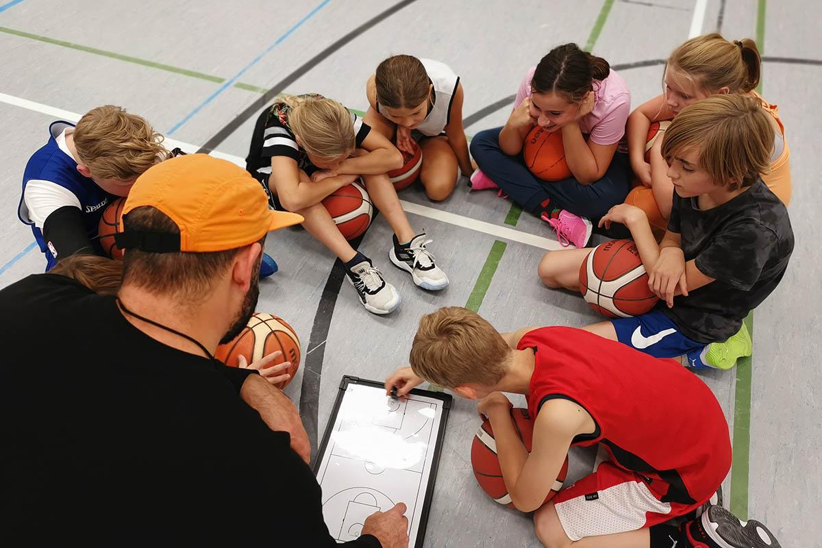 BBC Linz: Neues Trainerteam für Mädels und Jungs in der U12