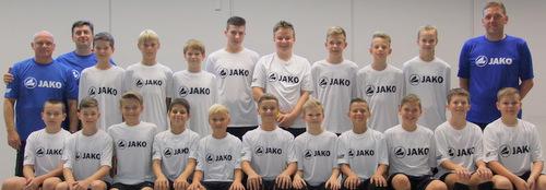 Tolles Fu�ball-Camp mit Profi-Training in Eichelhardt