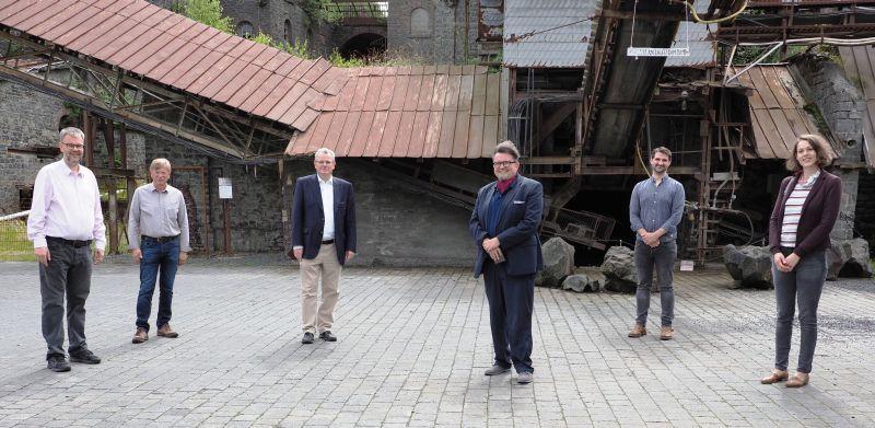 Fördermittel erlauben technische Aufrüstung im Stöffel-Park