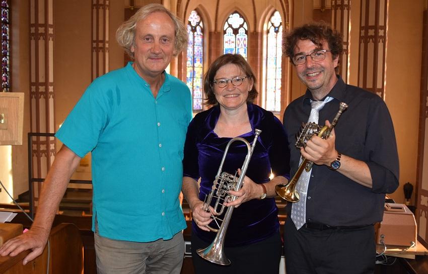 """""""Zwei Trompeten & Orgel"""" in der Horhausener Pfarrkirche"""