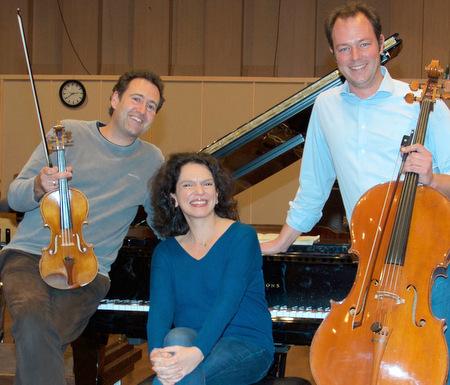 Das Franz-Schubert-Trio gastiert in Herdorf