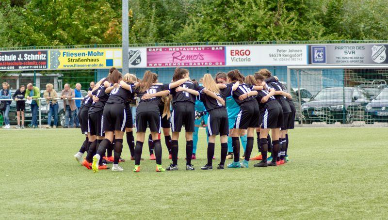 Rengsdorfer Bundesliga-Juniorinnen empfangen den  1. FC Köln