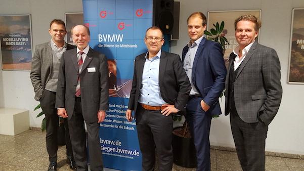 Oktobermeeting des Bundesverbandes mittelständische Wirtschaft in Siegen