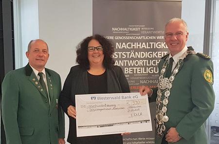 Crowdfunding: Altenkirchener Sch�tzen restaurieren Amtskette