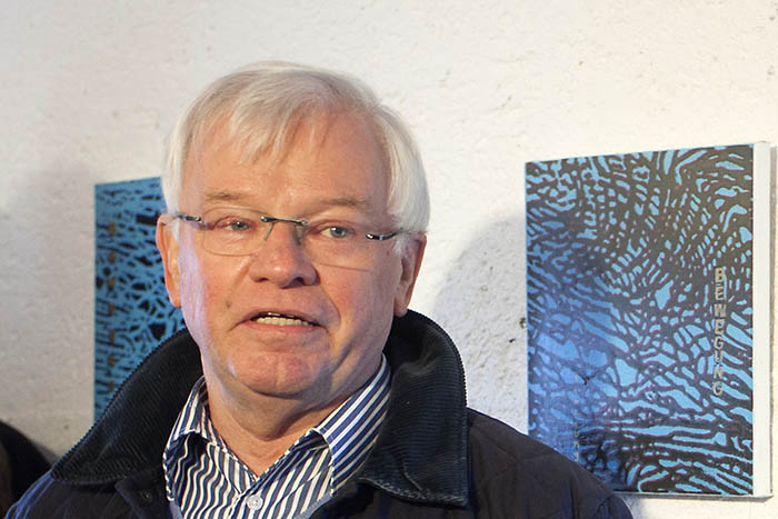 Dierdorfer Künstler Ulrich Christian stellt im Roentgen-Museum aus