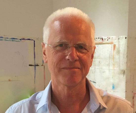 Frühlingserwachen: Ulrich Lipp stellt in Flammersfeld aus