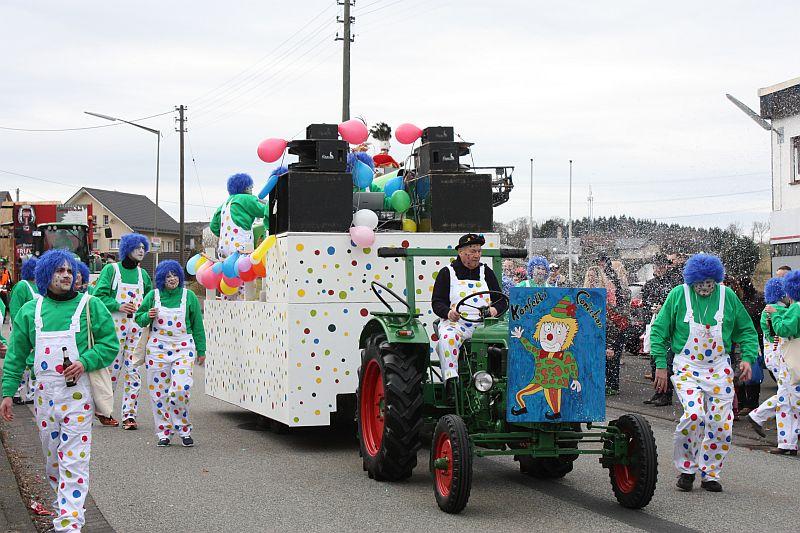 Weitere Teilnehmer f�r Karnevalsumzug in Wehbach gesucht