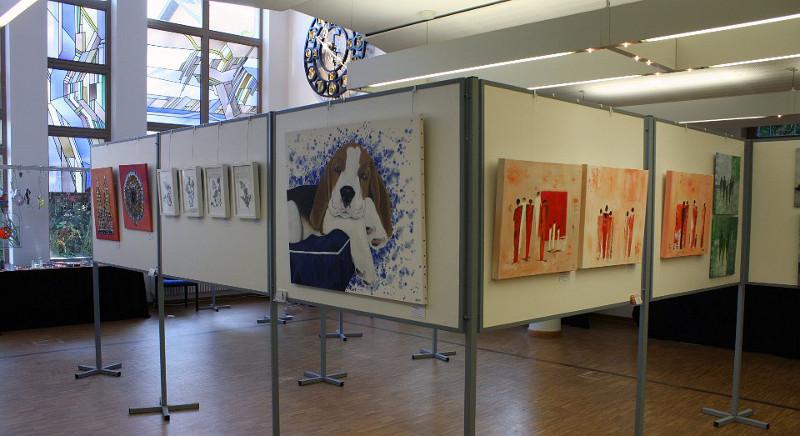 """""""Unkeler Kreativ"""": Werke der stehen kurz vor der Vollendung"""
