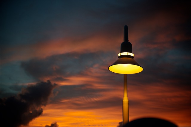 Im Unkeler Rat gab es Diskussionen rund um die Straßenbeleuchtung. (Symbolbild)