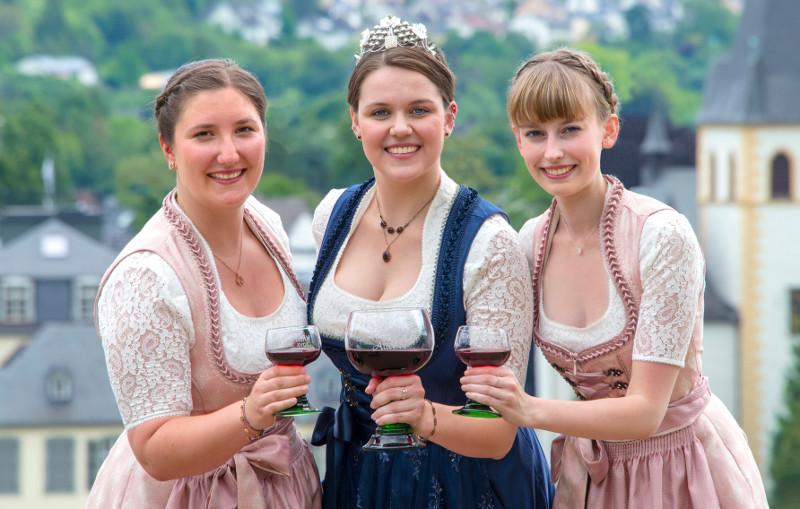 Kulturstadt feiert drei Tage lang den Wein und das Leben