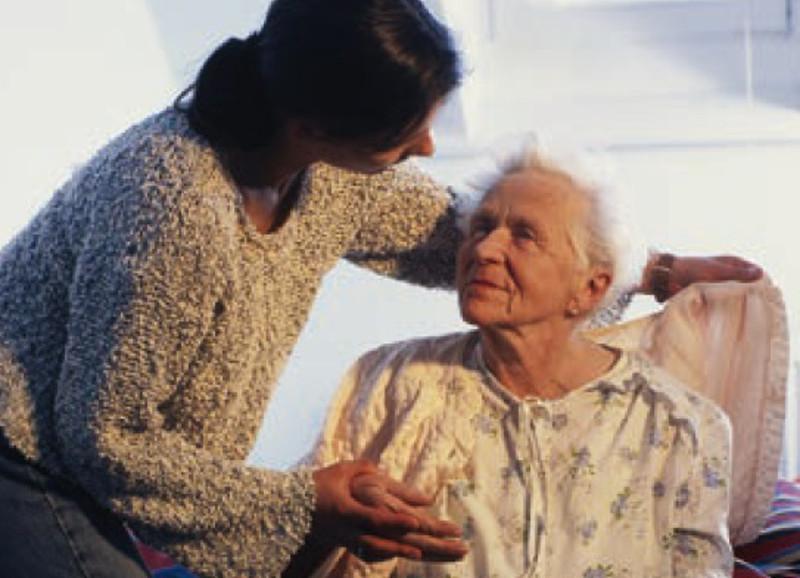 Pflegebedürftigkeit kann jeden treffen. Foto: VdK