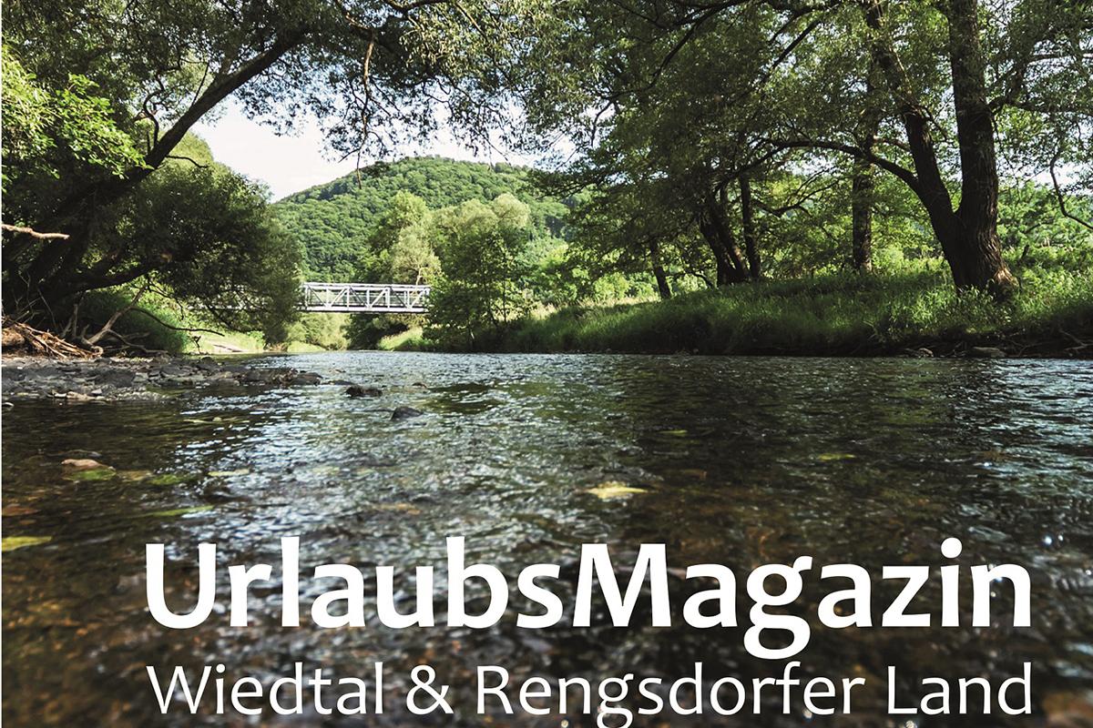 Urlaubs-Magazin Wiedtal & Rengsdorfer Land präsentiert