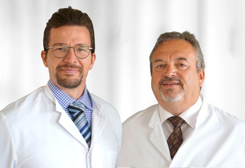 Umfangreiches Spektrum operativer und konservativer Urologie