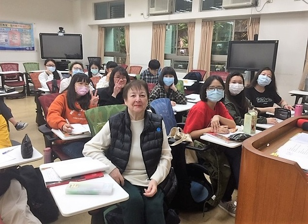 Vorfahren aus Kirchen: So erlebt Ursula Boehme-Liu Corona in Taiwan