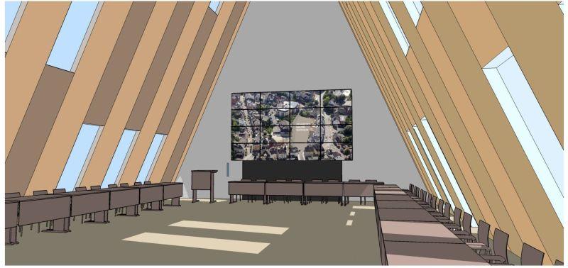 Verbandsgemeindehaus Montabaur: Bauen und Planen
