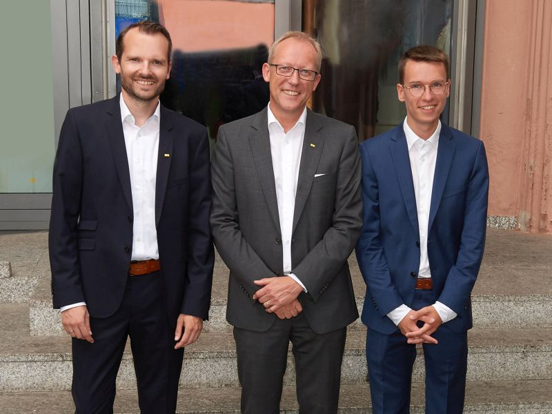 FDP-Fraktion im neuen Verbandsgemeinderat Montabaur