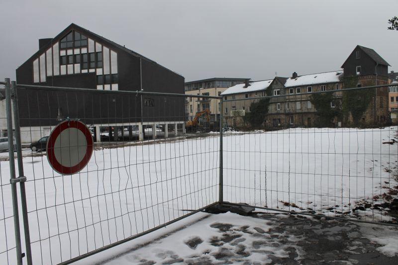 Neues Verwaltungsgebäude soll Tiefgarage erhalten
