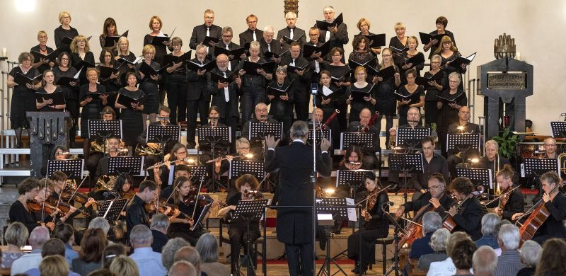 Vox-Humana-Ensemble führt Bachs großes Geheimnis auf