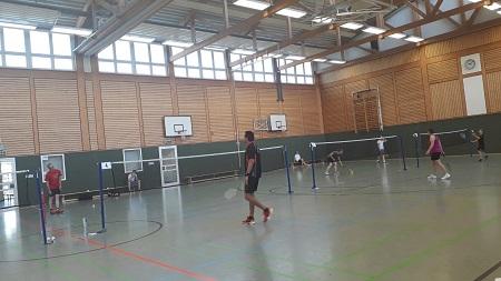 Gelungene Vereinsmeisterschaften des BC Altenkirchen