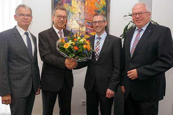 VR-Bank Neuwied-Linz hat neues Vorstandsmitglied