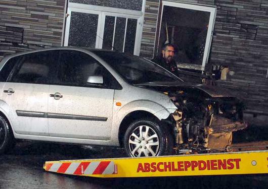 Unfall in Eichelhardt: Eine Schwerverletzte