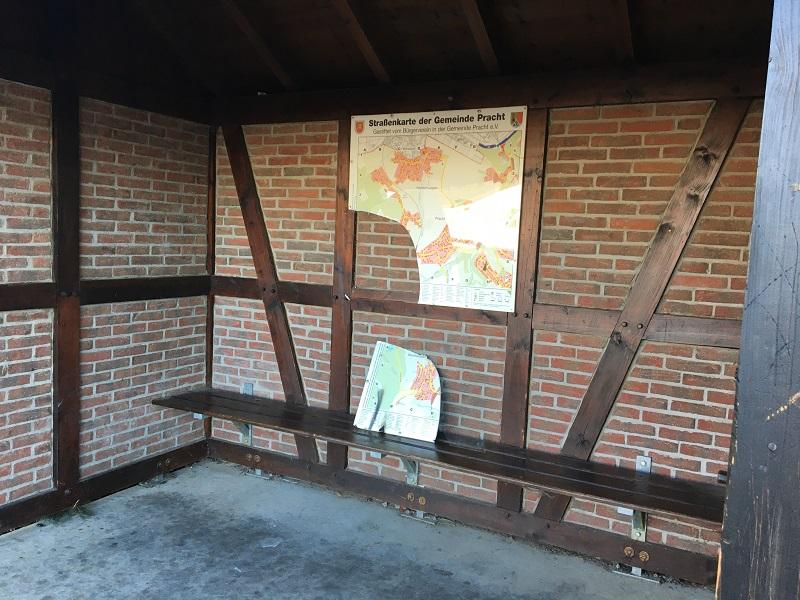 Wieder Vandalismus in der Ortsgemeinde Pracht