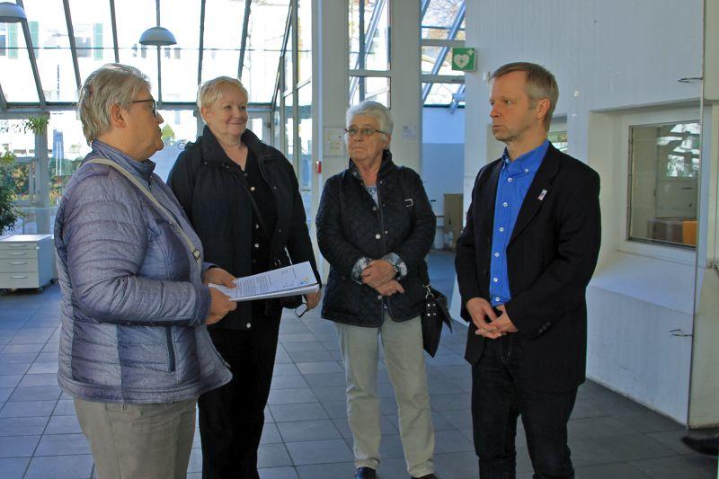 Buslinie 566 Bad Honnef: Bürgerunterschriften für Linie durch Selhof