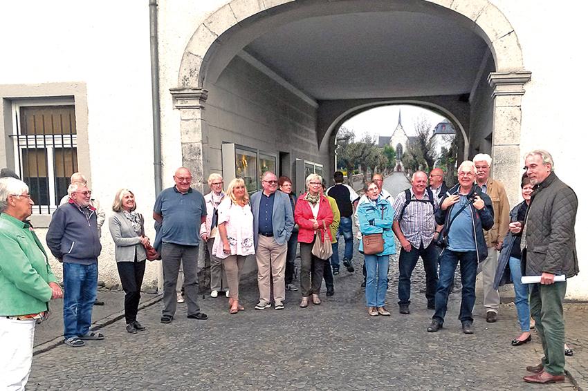 VdK Ortsverbandes Linz auf Reisen