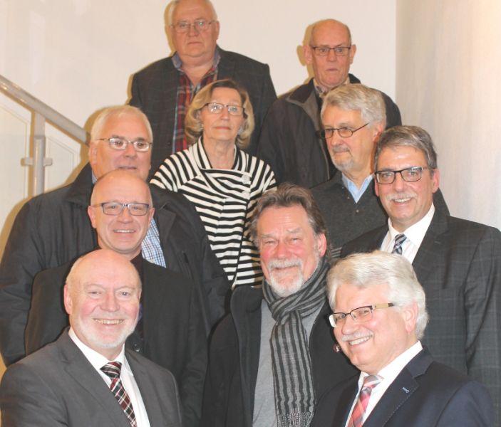 Verbandsgemeinderat hat getagt – Bürgermeister Schaaf verabschiedet